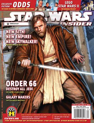 Star Wars Insider 87