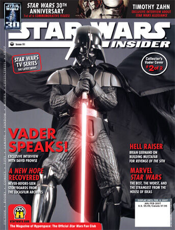 Star Wars Insider 91 - Cover 2