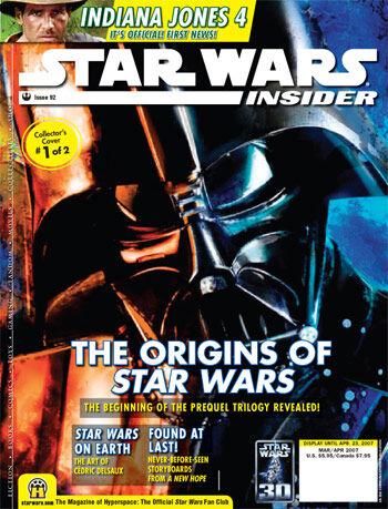 Star Wars Insider 92