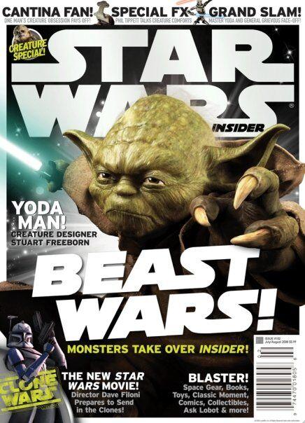 Star Wars Insider 102