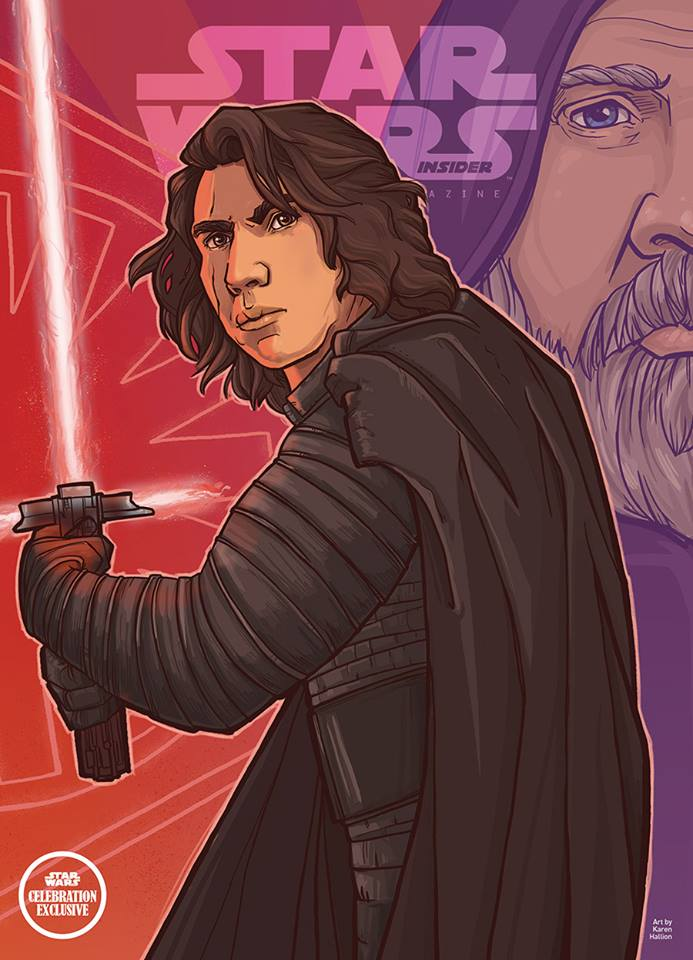 Star Wars Insider 189 - Celebration Dark Side Edition