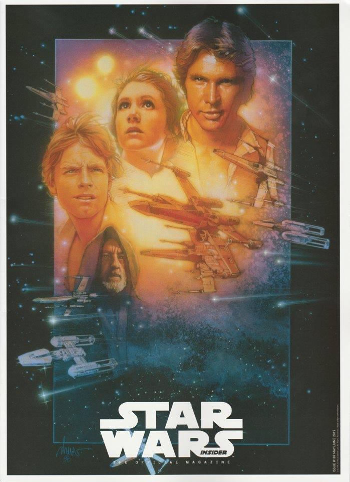 Star Wars Insider 189 - Subscriber Edition