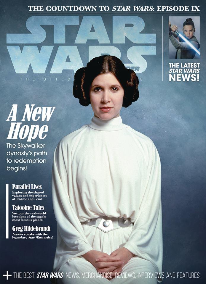 Star Wars Insider 189