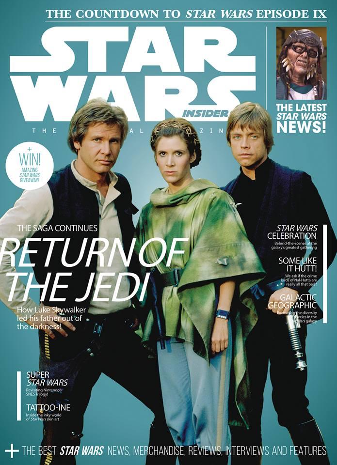 Star Wars Insider 191
