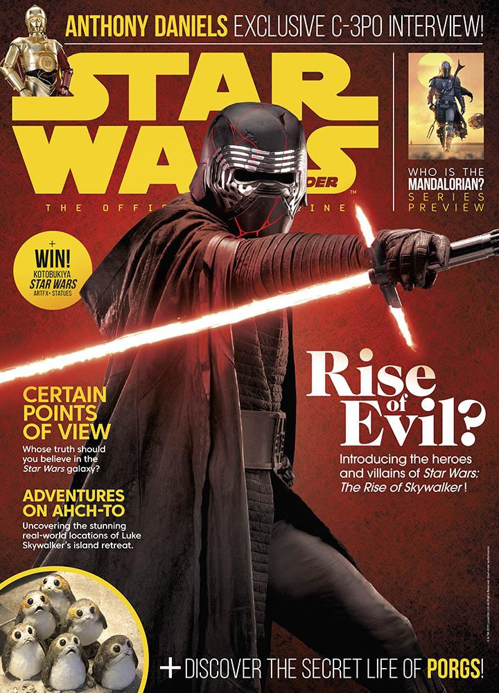 Star Wars Insider 193