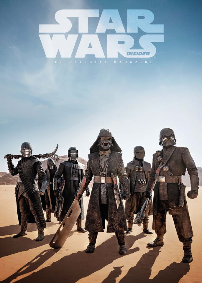 Star Wars Insider 196 - Preview Edition
