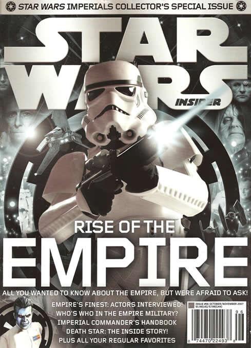 Star Wars Insider 96