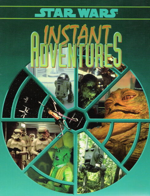 Star Wars Instant Adventures