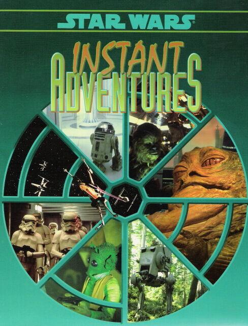 Star Wars Instant Adventures