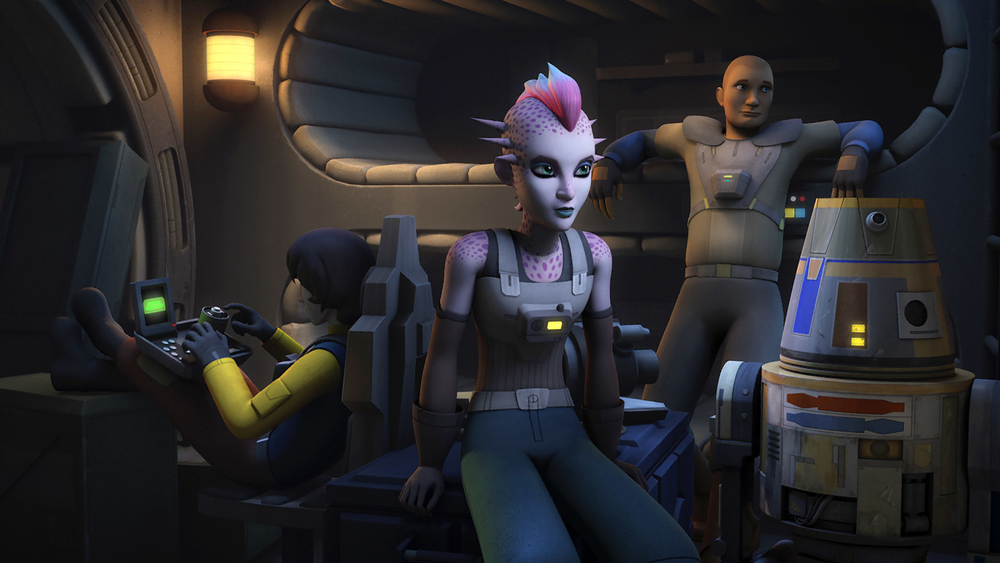 Star Wars Rebels: Iron Squadron