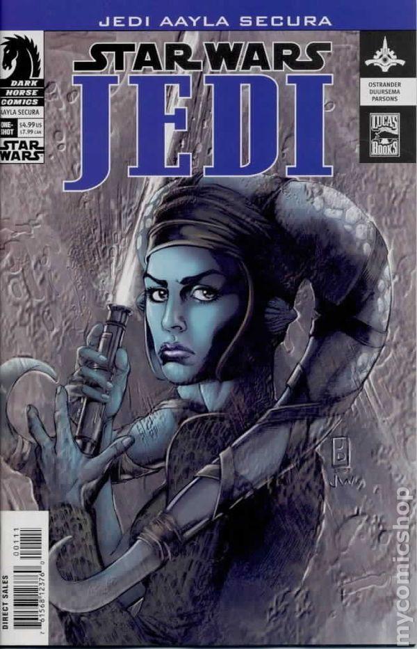 Star Wars Clone Wars: Aayla Secura (Jedi)