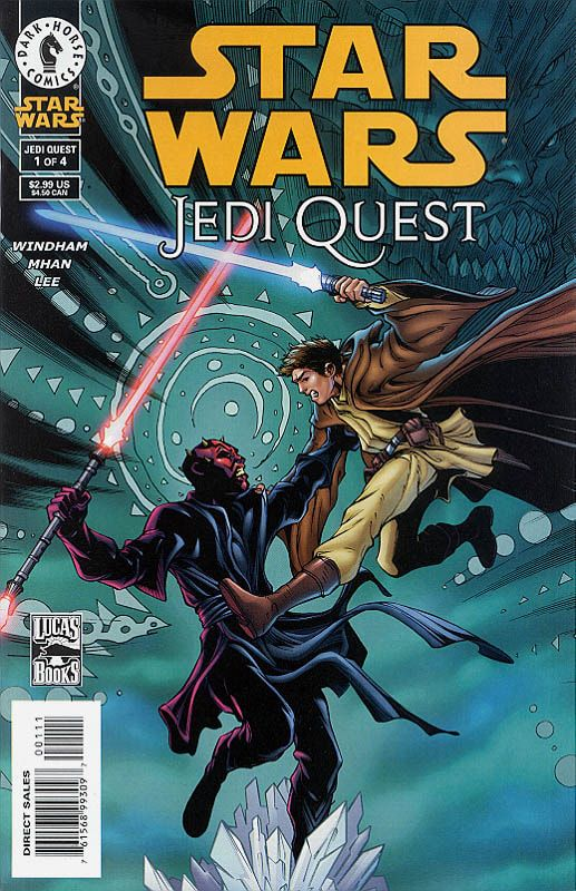 Star Wars: Jedi Quest (comic)