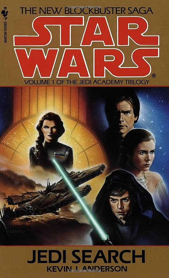 Star Wars Jedi Academy Trilogy: Jedi Search
