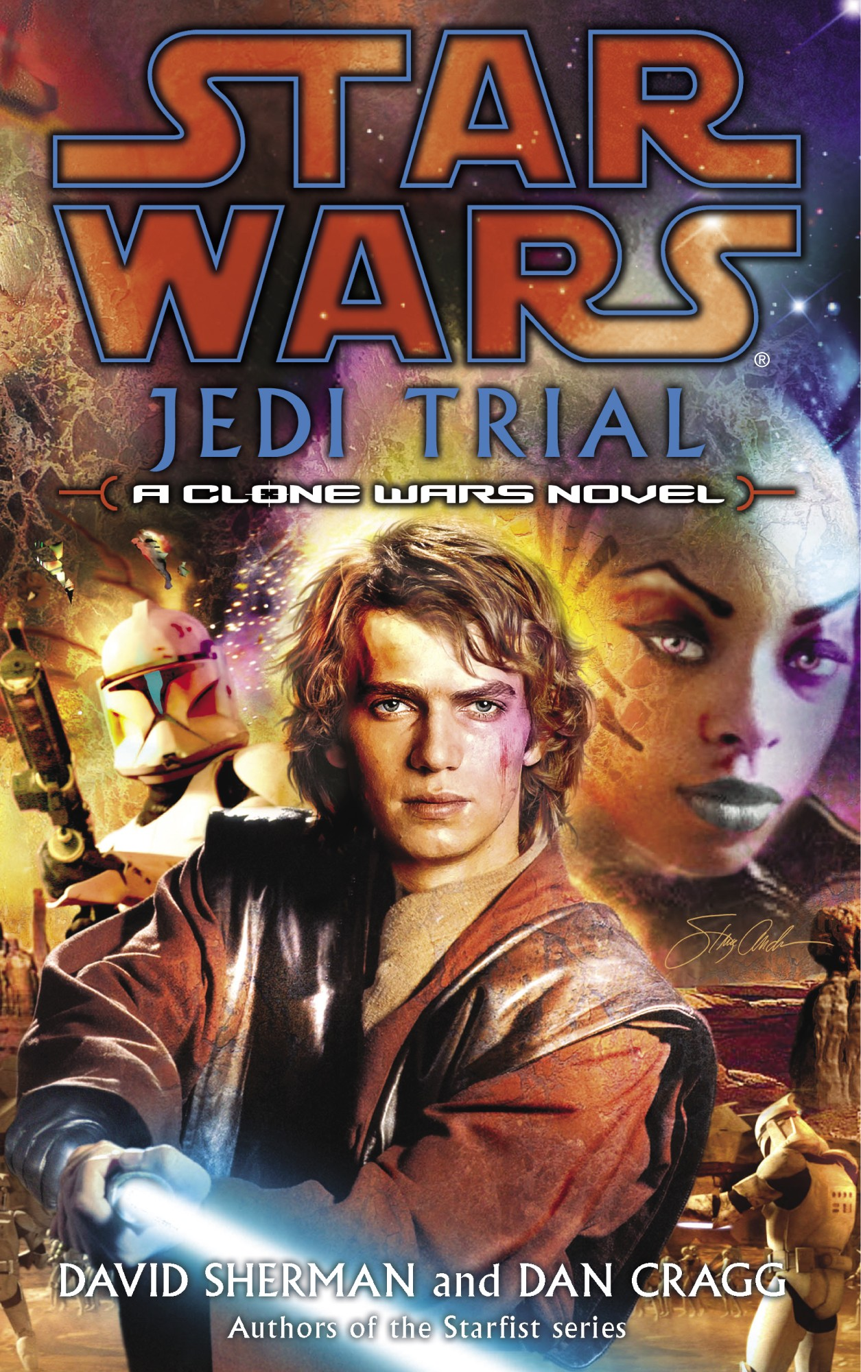 Star Wars: Jedi Trial (paperback)