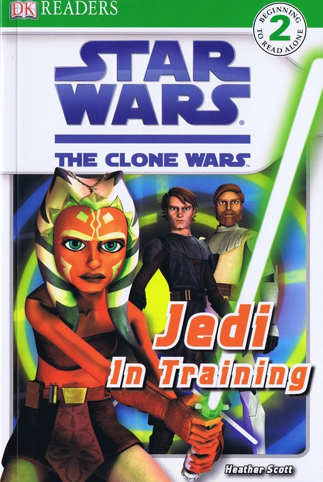 Star Wars The Clone Wars: Jedi In Training