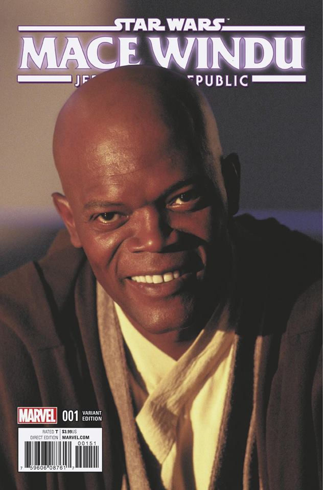 Star Wars: Mace Windu - Jedi of the Republic