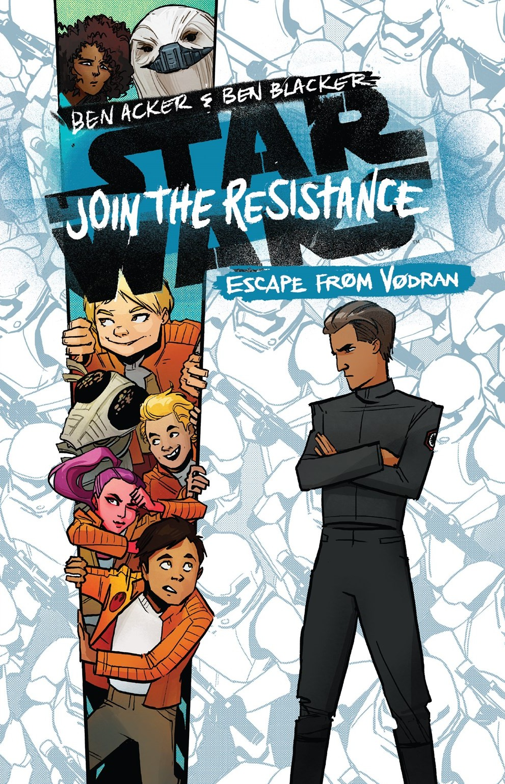 Star Wars: Join the Resistance - Escape from Vodran