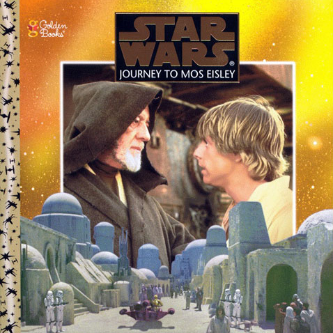 Star Wars: Journey to Mos Eisley