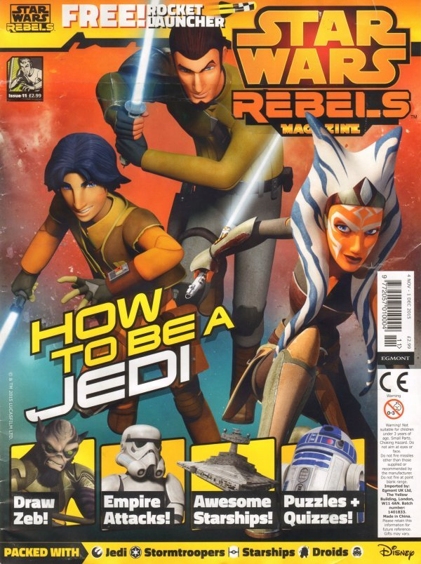 Star Wars Rebels Magazine 11