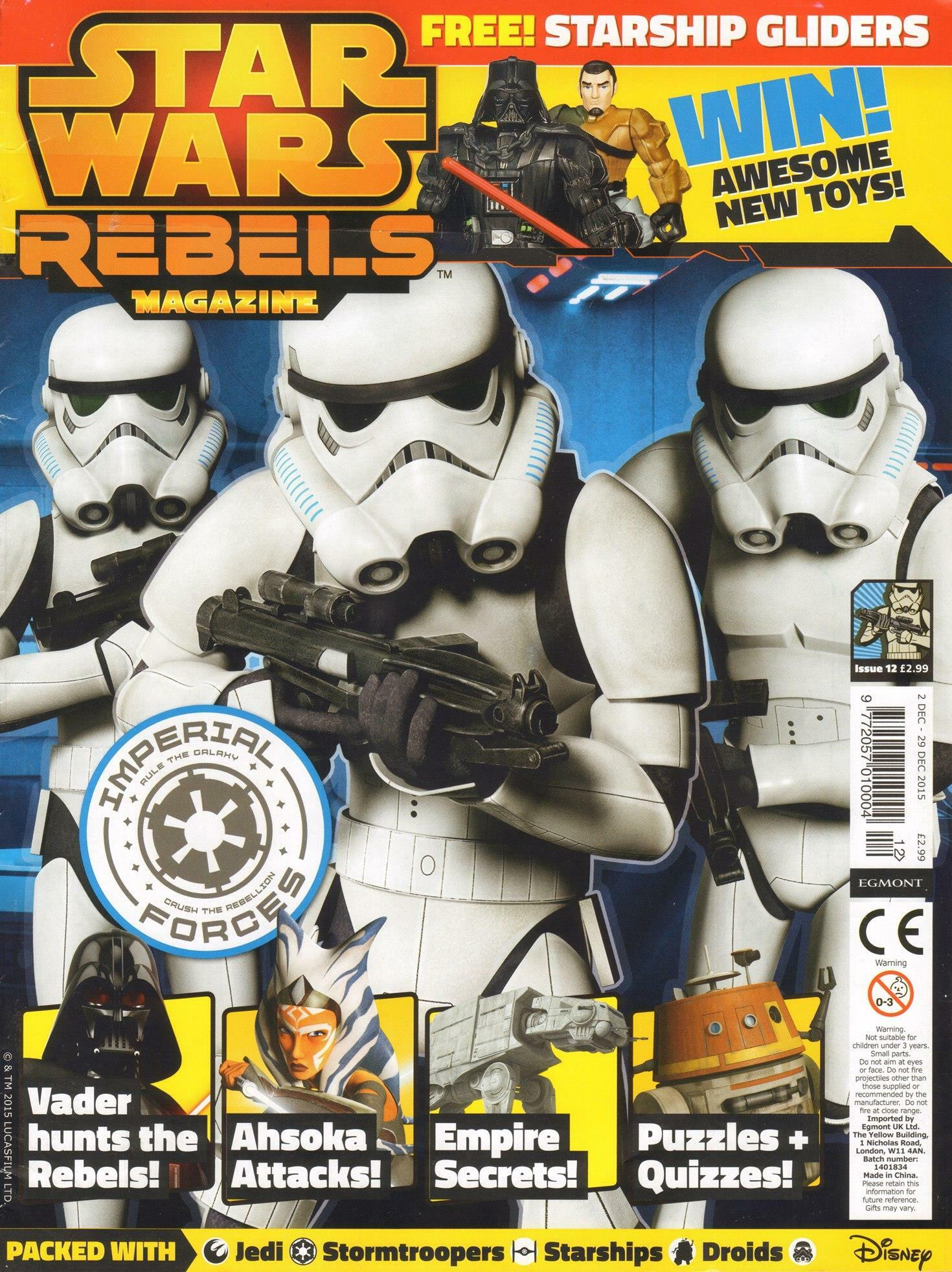Star Wars Rebels Magazine 12