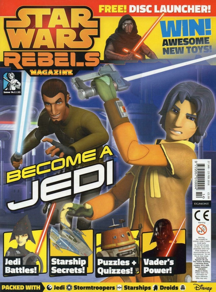 Star Wars Rebels Magazine 14