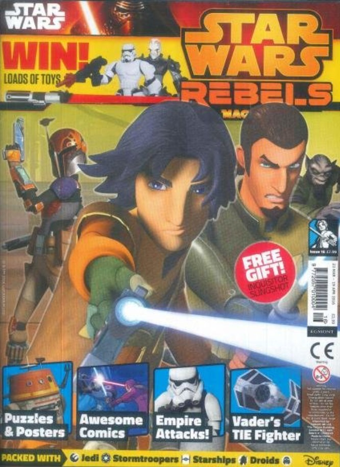 Star Wars Rebels Magazine 16