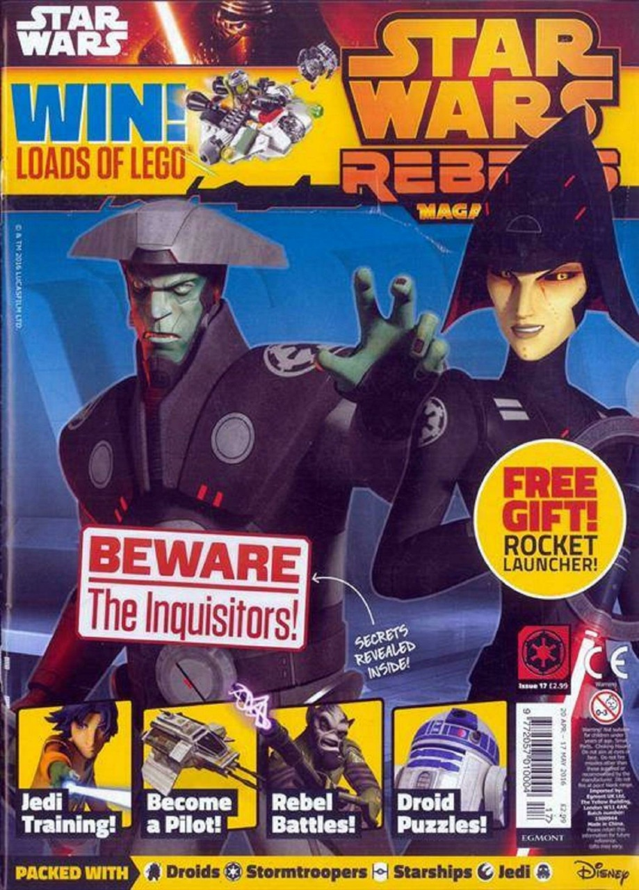 Star Wars Rebels Magazine 17