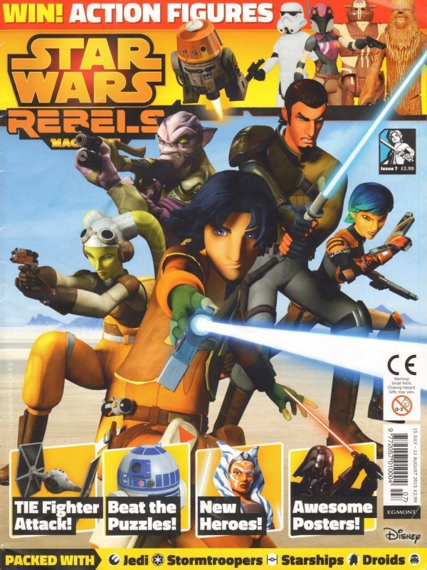 Star Wars Rebels Magazine 7