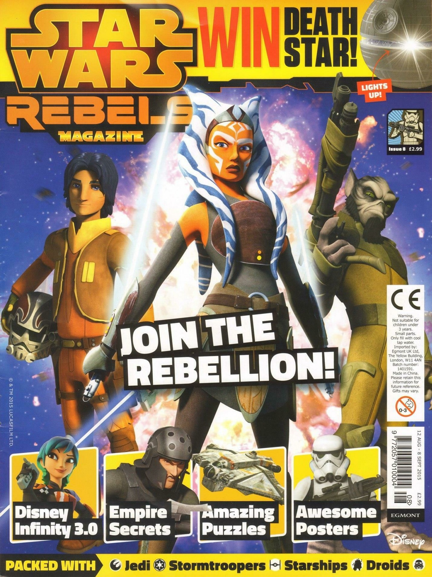 Star Wars Rebels Magazine 8