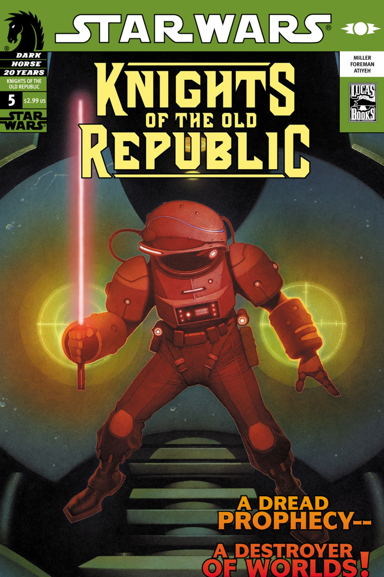 Star Wars: Knights of the Old Republic 5
