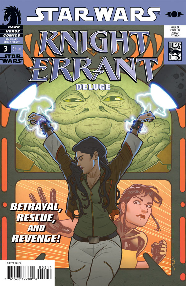 Star Wars Knight Errant: Deluge 3
