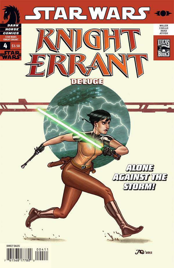 Star Wars Knight Errant: Deluge 4