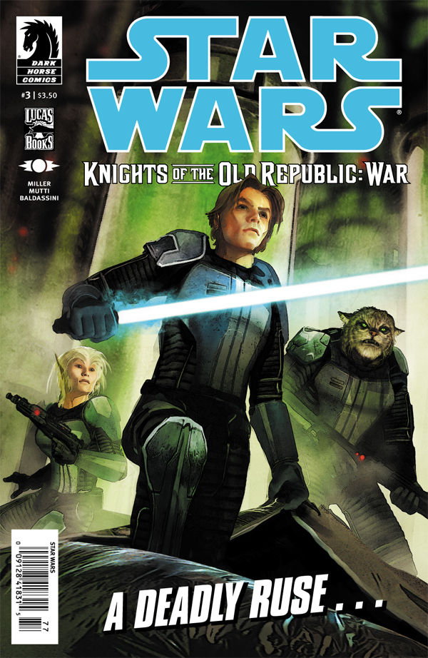 Star Wars Knights of the Old Republic: War 3