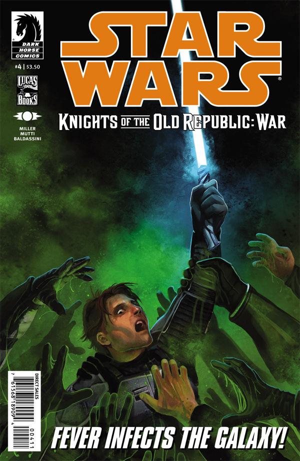 Star Wars Knights of the Old Republic: War 4