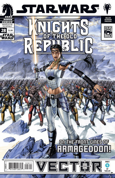 Star Wars: Knights of the Old Republic 28