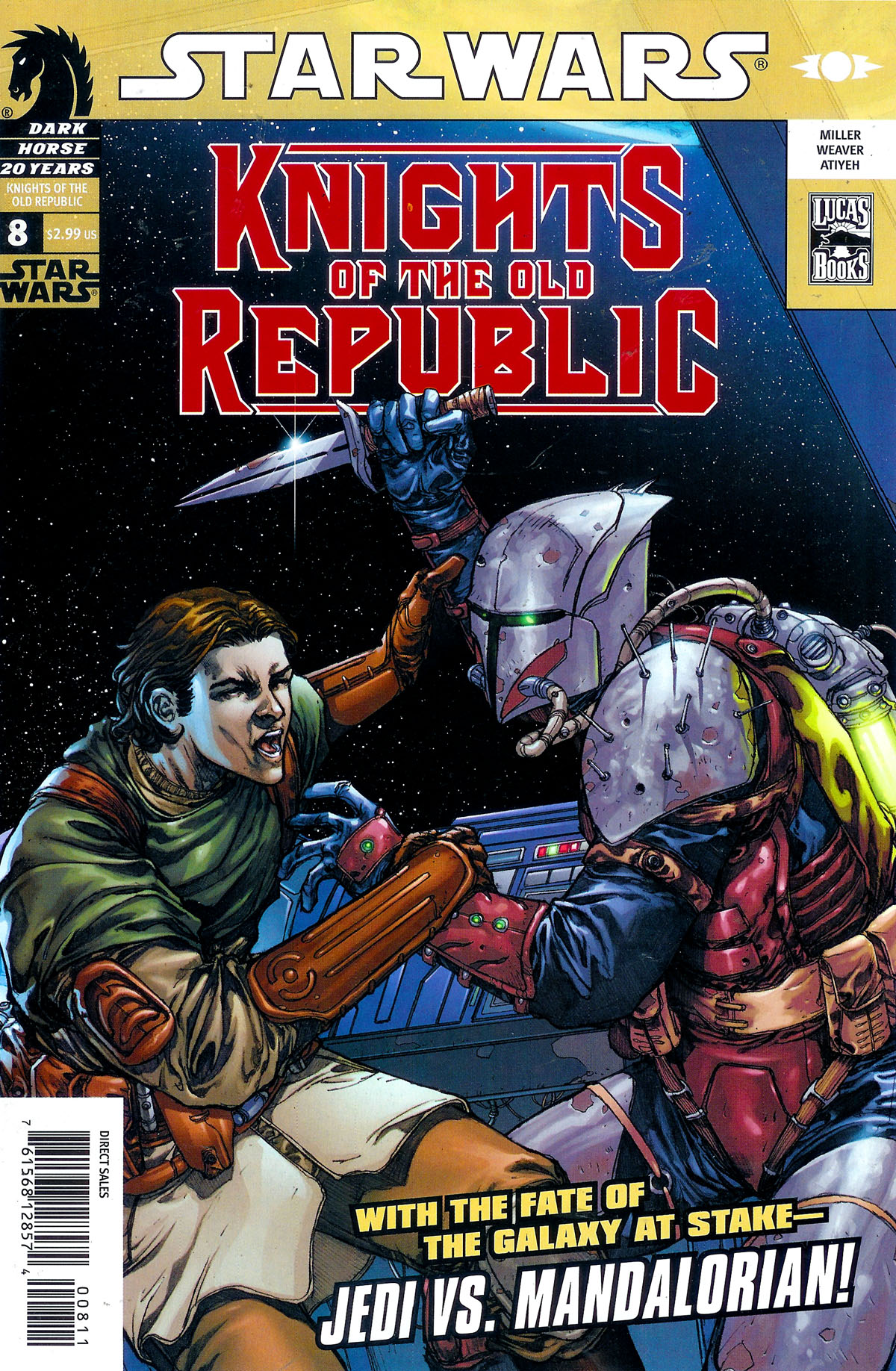 Star Wars: Knights of the Old Republic 8