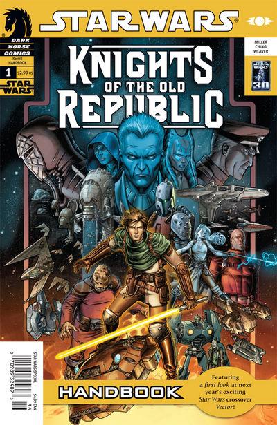 Star Wars: Knights of the Old Republic Handbook 1