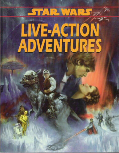 Star Wars Live-Action Adventures