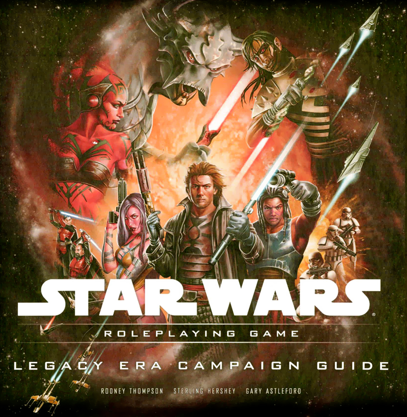 Star Wars: Legacy Era Campaign Guide