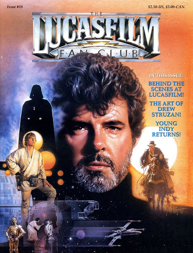 Lucasfilm Fan Club Magazine 18