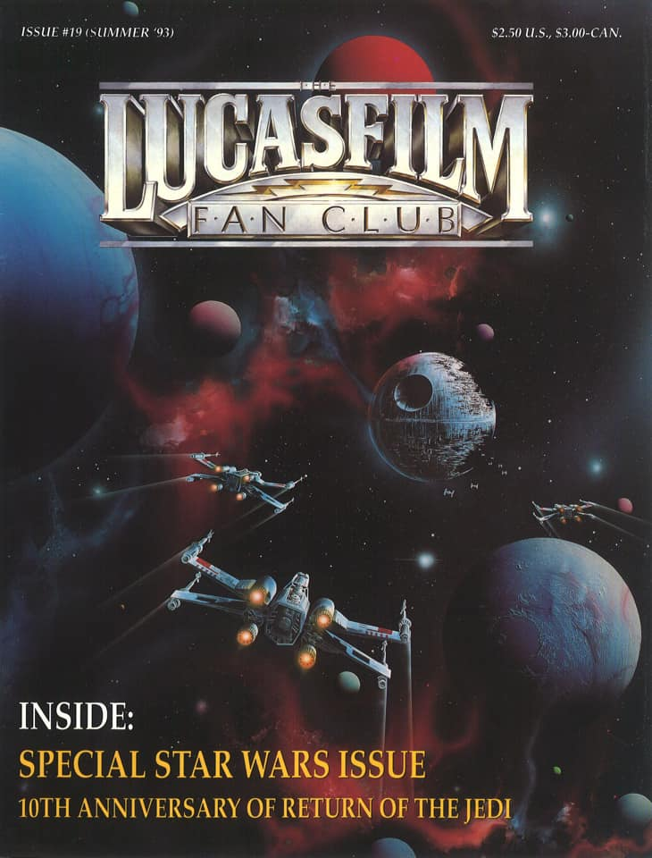 Lucasfilm Fan Club Magazine 19