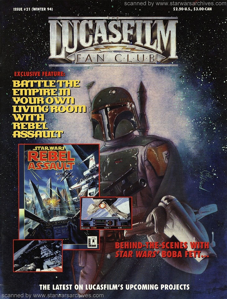 Lucasfilm Fan Club Magazine 21