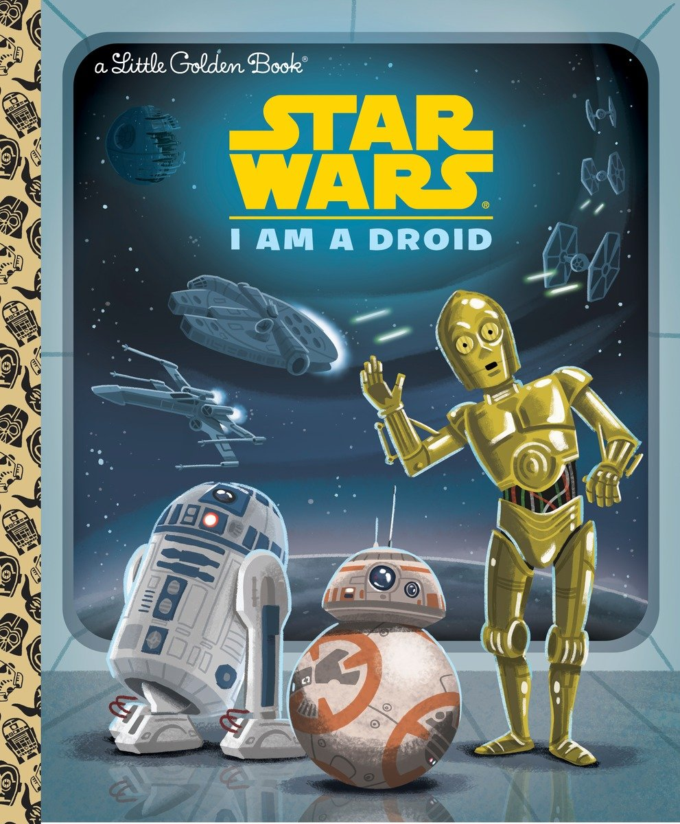 Star Wars: I am a Droid