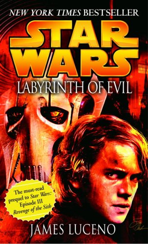 Star Wars: Labryinth of Evil (paperback)