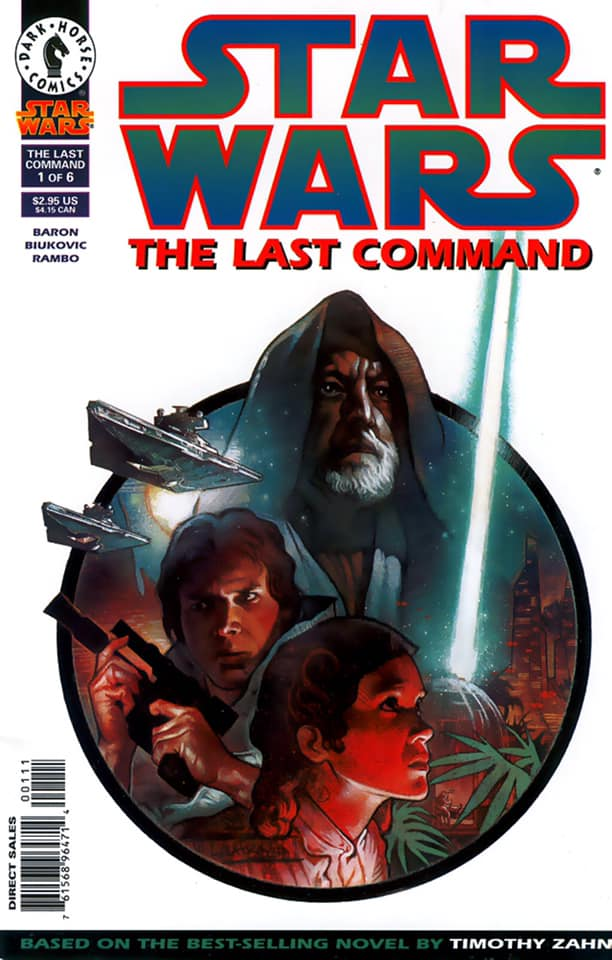 Star Wars: The Last Command (Comic)