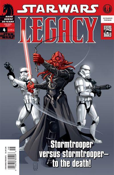 Star Wars Legacy: Noob