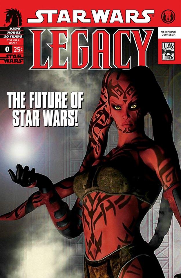 Star Wars Legacy 0