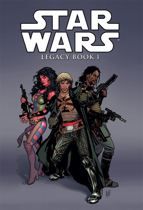 Star Wars Legacy: Book 1