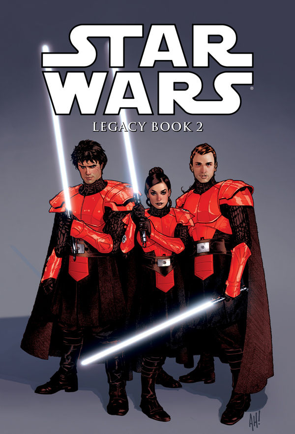 Star Wars Legacy: The Wrath of the Dragon
