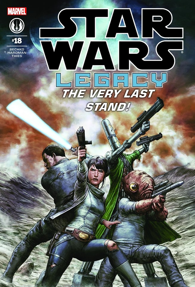 Star Wars Legacy Volume II: Empire of One